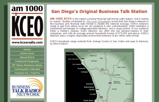 Click here to access KCEO-AM 1000